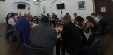 Les élus et représentants de l'Etat ont discuté de la question du maintient ou du report des élections ce lundi matin lors de la CIC qui s'est tenue en préfecture. Le préfet a décidé du maintient du scrutin les 20 et 27 juin.