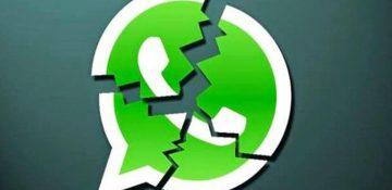 Panne-whatsapp