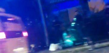 Un homme d'une trentaine d'années a perdu la vie ce vendredi soir à Bois Chaudat à Kourou (photo Témoin Mo News)
